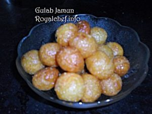 Gulab Jamun Mithai