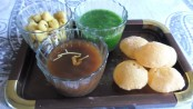 Maharashtrian Snack Pani Puri