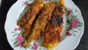 Recipe for Bombil [Bombay Duck] Masala Fry 1