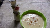 Recipe for Almond-Apple Kheer 1