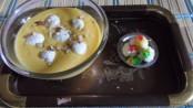 Recipe for Anguri Mango Rasmalai 1