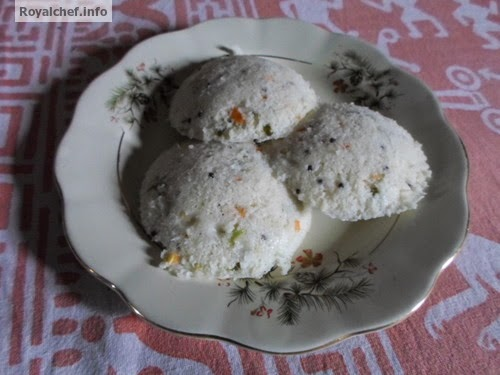 The famous South Indian Masala Idli recipe simplified