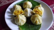 Recipe for Mango-Coconut Modak 1