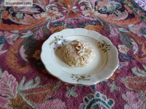 A sevai halwa lunck Box recipe for kids