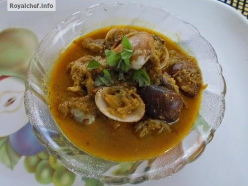 Spicy Tisrya
