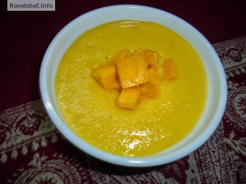 A Mango flavored Phirni