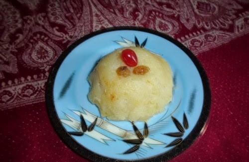 Recipe for Shahee Potato Sheera 2