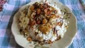 Recipe for Maharashtrian style Chicken Biryani 1