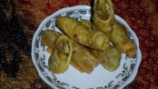 Tasty Chicken Kheema Rolls 1
