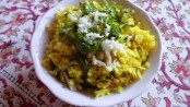 Chicken Kheema Flaked Rice [Kheema Poha] 1
