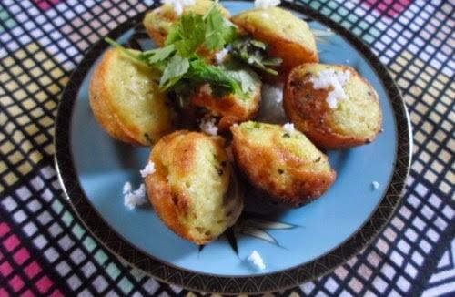 Delicious Crispy Aappe (आप्पे) 4
