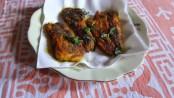 Maharashtrian Style Spicy Fried Arbi 1