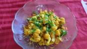 Recipe for Masala Cauliflower chi Bhaji 2