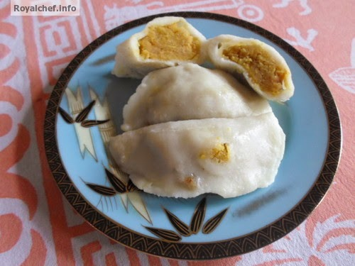The specility Puran recipe from Maharashtra