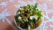 Delicious Paneer Pasta/Fusilli (पनीर पास्ता) 1