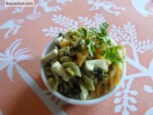 Delicious Paneer Pasta/Fusilli (पनीर पास्ता) 8