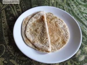 Sweet Sheera Chapati (गोड सांज्याची पोळी ) 9