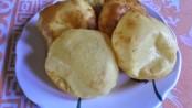 Crispy Sweet Lal Bhoplyachi Puri 1