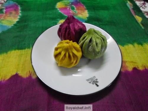 Modak the favourite food of Ganesha