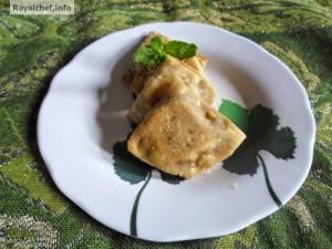 Spicy Chana Dal Modak 1
