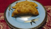 Cauliflower Che Modak - Karanji 1