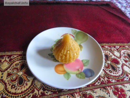 Modak to be distributed after Ganapati Aarti during the Ganapati Festival