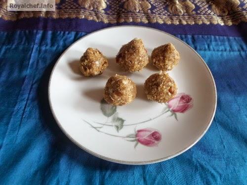 A Ganapati Aarti Special Dry Fruits Modak