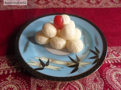 A simple Recipe to prepare Rasgulla at home