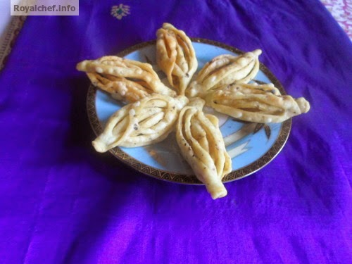 Rare and unique salted dish for Diwali Faral