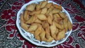 Godi Shankarpali for Diwali Faral 2