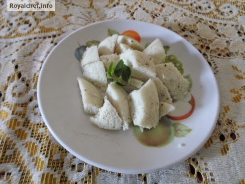 Homemade Kancheepuram Idli
