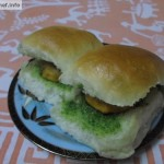 homemade Vada pav