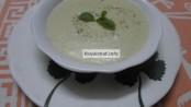 Milk Mushroom Soup