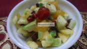 Mixed Fruit Chaat Salad