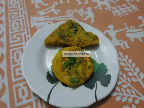 Moong Toast for Breakfast