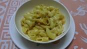 Quick Simple Macaroni Preparation