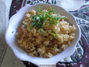 The Famous Cantonese Fried Rice