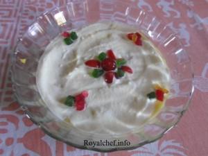 Custard Dreamland Pudding