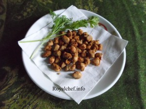 Water Chestnut Flour Coated Penuts