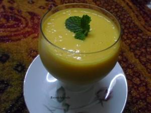 Simple Mango Pulp Juice