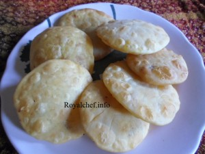 Recipe for Fresh Ripe Mango Puri