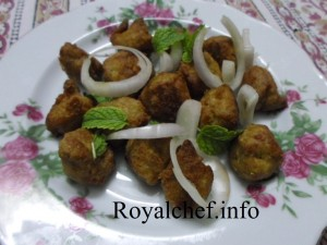 Traditional Kashmiri Mutton Kebab