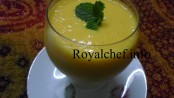 Delicious and healthy Mango Juice