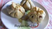 Vegetarian Soya Bean Samosa