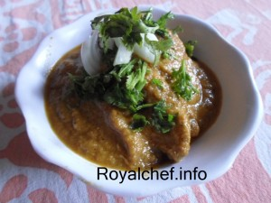 Mughlai Mutton Masala Marathi Recipe