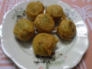 Mini Batata Vadas
