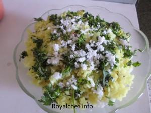 Tasty Kheema Flaked Rice