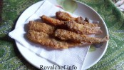 Fried Mandeli