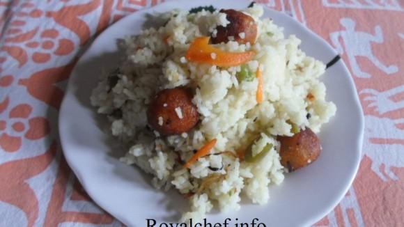 Vada Bhat Recipe in Marathi 3