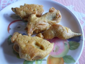 Green Chili Pakora